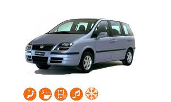 Seater Car Hire Alicante
